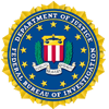 Seal of the Federal Bureau of Investigation